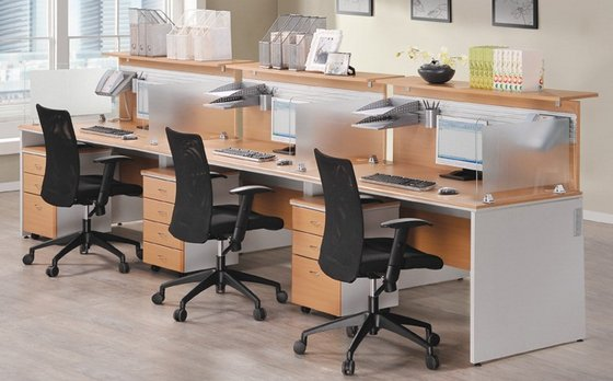 Workstation For Office- QZEE FURNITURE